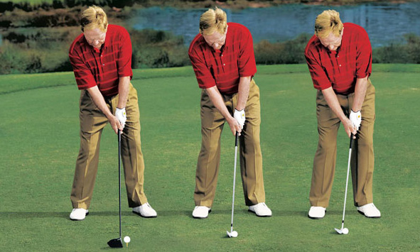 Ball position Nicklaus