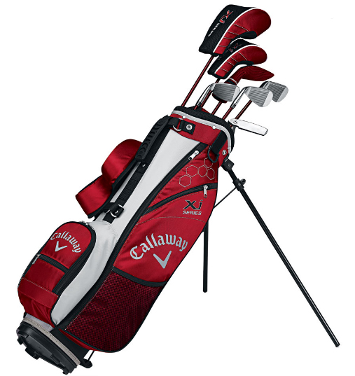 Clubs for Juniors | Clarence von Aspern Callaway Golf Club Set