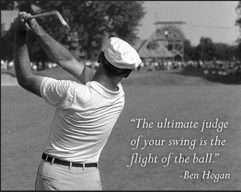 ultimate judge of your swing